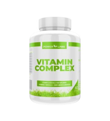 VITAMIN COMPLEX 60CAPS
